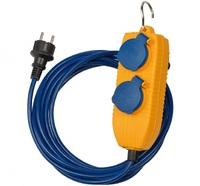 Удлинитель 5 м Brennenstuhl Extension Cable, 4 розетки (1161750010)