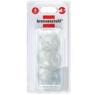 Заглушки для евро-розетки Brennenstuhl, 6 шт. (1164480)
