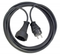 Удлинитель 10 м Brennenstuhl Quality Extension Cable, черный (1165460)