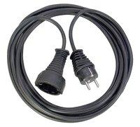 Удлинитель 25 м Brennenstuhl Quality Extension Cable, черный (1165480)