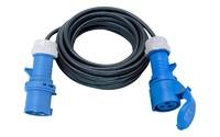 Удлинитель 25 м Brennenstuhl Extension Cable, черный (1167650225)
