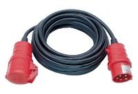 Удлинитель 10 м Brennenstuhl Extension Cable, черный (1167740)