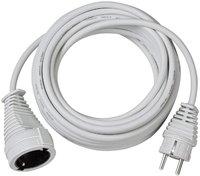 Удлинитель 10 м Brennenstuhl Quality Extension Cable, белый (1168460)