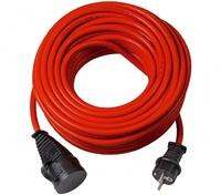 Удлинитель 10 м Brennenstuhl Quality Extension Cable, красный (1169830)
