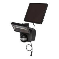 Прожектор на солнечной батарее Brennenstuhl LED SOL 800, 400 лм, черный, IP44 (1170950010)