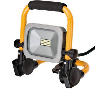 Прожектор светодиодный переносной Brennenstuhl, 10 Ватт (1172900102)