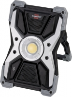 1173110200 Brennenstuhl Аккумуляторный светодиодный фонарь RUFUS,Bluetooth динамик, 3000лм, 30Вт, IP65