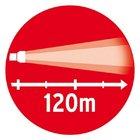 Фонарь светодиодный Brennenstuhl, 150 лм (1178750)
