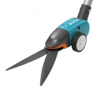 Ножницы для травы поворотные Comfort с телескопической рукояткой Gardena (12100-20, 08740-20)