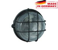 Светильник настенный Brennenstuhl, для лампы Е27, 100 Вт, черный (1270700)