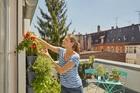 Угловой базовый модуль для вертикального садоводства Gardena (13153-20)