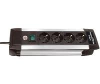 Удлинитель с выключателем 1,8 м Brennenstuhl Premium-ALU-Line (1391000014)