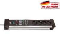 Сетевой фильтр 3 м Brennenstuhl Premium-Protect-Line 60 000 А, 4 розетки (1391000604)