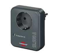 Brennenstuhl адаптер-сетевой фильтр Primera-Line 13.500А , черный (1506996)