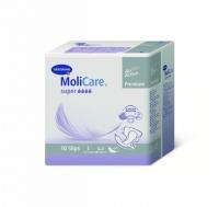 Воздухопроницаемые подгузники MoliCare Premium Super Soft, размер L, 10 шт. (1693981)