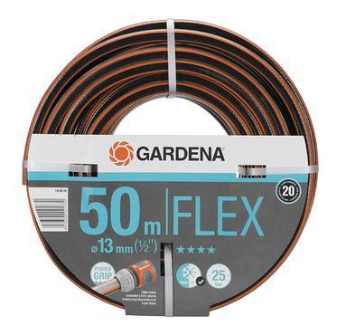 Шланг Gardena FLEX 9x9 1/2 х 50 м (18039-20)