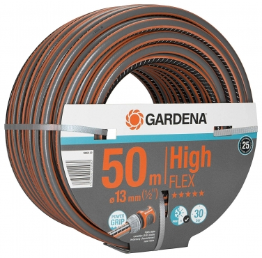 Шланг Gardena HighFLEX 10x10 1/2 х 50 м (18069-20)