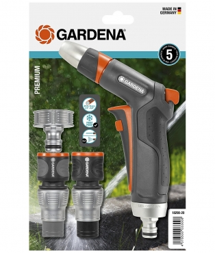 Комплект для полива Premium базовый Gardena (18298-20, 18297-20)