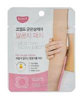 Патчи для ухода за огрубевшей кожей локтей KOELF Callus Care Elbow Patch 2 patches/EA (194894)