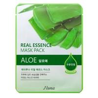 Тканевая маска с экстрактом алоэ JLUNA Real Essence Mask Pack - Aloe (290117)