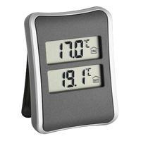 Термометр цифровой с внешним проводным датчиком TFA (30.1044)