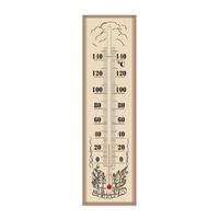 Термометр для сауны СТЕКЛОПРИБОР (300109)