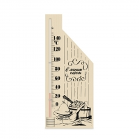Термометр для сауны СТЕКЛОПРИБОР ТС исп. 5 (300113)