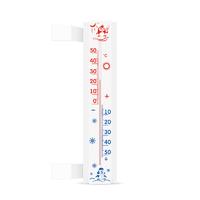 Термометр уличный СТЕКЛОПРИБОР Солнечный зонтик ТБО исп.3 (300240)