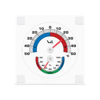 Термо-гигрометр оконный биметаллический СТЕКЛОПРИБОР (300429)