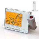 Проекционная метеостанция с дистанционным терморадиодатчиком RST 32774