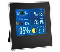 Цифровая метеостанция с беспроводным датчиком GALLERY TFA (35.1126)