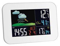 Цифровая метеостанция с беспроводным датчиком TFA PRIMAVERA (35.1136.02)