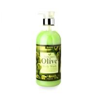 Гель для душа с оливковым маслом LUNARIS BODY WASH OLIVE 750 мл (353385)