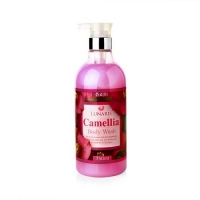 Гель для душа с экстрактом камелии LUNARIS BODY WASH CAMELLIA 750 мл (353408)