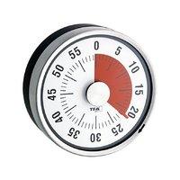Таймер кухонный механический с магнитом TFA PUCK 38.1028.10