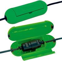 1160400 Brennenstuhl защитный чехол из пластика для кабеля, зеленый