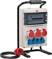 Сетевой распределитель 2 м Brennenstuhl Power Distributor, CEE, 2x32A+1x16A, 4х220В, IP44 (1154900010)