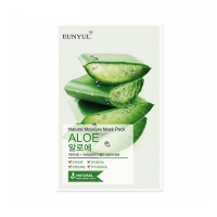 Маска с алоэ EUNYUL NATURAL MOISTURE MASK PACK ALOE (402081)