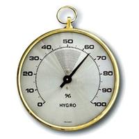 Гигрометр TFA 44.2001, латунь