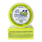 Крем для ног и локтей с кокосом JUNO ZUOWL FOOT&ELBOW CREAM COCONUT 100 мл (451507)