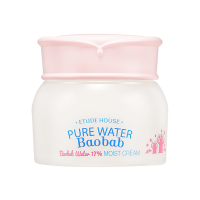 Увлажняющий крем с экстрактом баобаба ETUDE HOUSE PURE WATER BAOBAB MOIST CREAM 60 мл (461664)