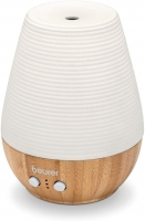 Аромадиффузор электрический Beurer LA40 12Вт бамбук/фарфор коричневый