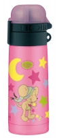 Термос-бутылочка Alfi Lillebi Sterne pink 0,35L