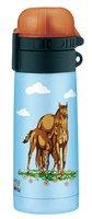 Термос-бутылочка Alfi Pferde blue 0,35L арт.5327640035