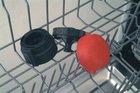 Термос-бутылочка Alfi Skulls black 0,5 L