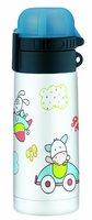 Термос-бутылочка Alfi Farmily white 0,35L
