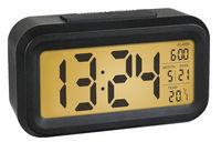 Цифровые часы с термометром LUMIO TFA (60.2018.01)