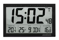 Цифровые радиоуправляемые часы с термометром TFA XL (60.4510.01)