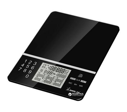 Весы кухонные диетические Momert 6846