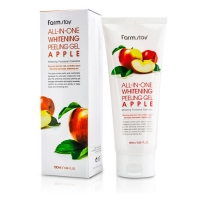 Пилинг гель с экстрактом яблока FarmStay All-In-One Whitening Peeling Gel Apple 180 мл (7284767)
